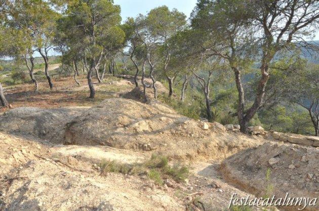 Riba-roja d'Ebre - Trinxeres de Berrús (Espais de la Batalla de l'Ebre)