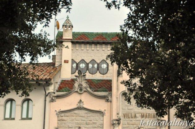 Taradell - Plaça de les Eres (Villa Maria)