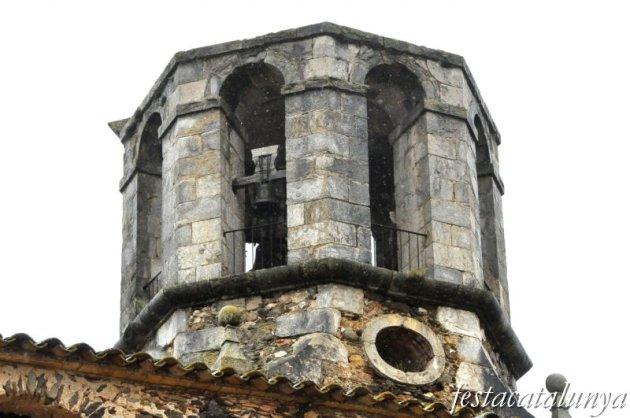 Llambilles - Església parroquial de Sant Cristòfol