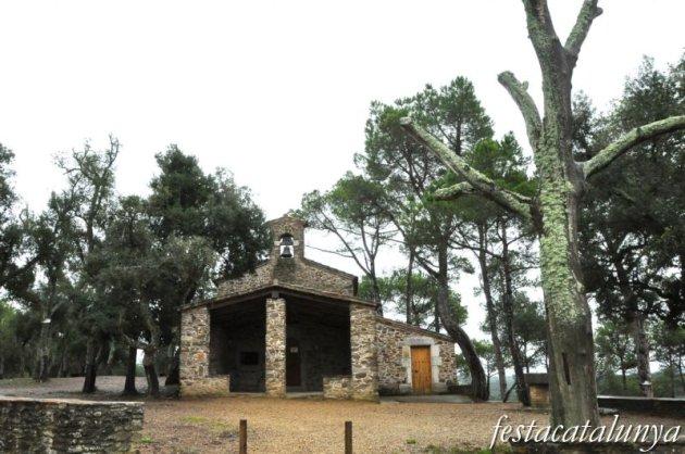 Llambilles - Sant Cristòfol del Bosc