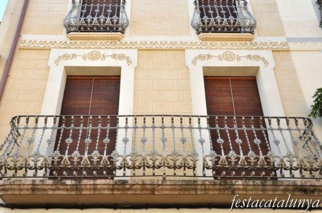 Canonja, La - Carrer Masricart (Casa número 40-42)