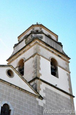 Canonja, La - Església de Sant Sebastià