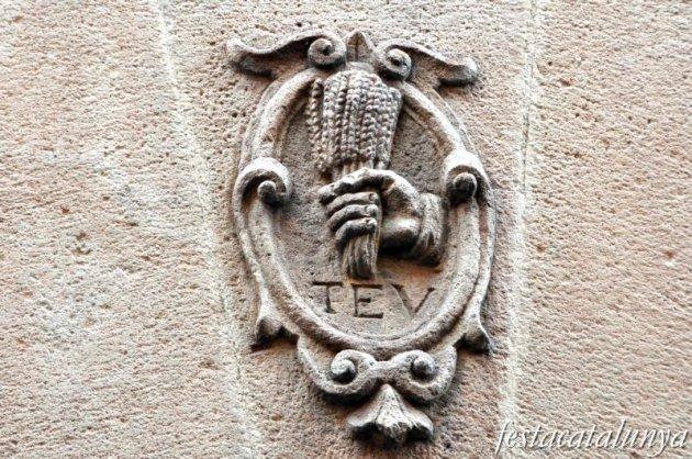Sant Boi de Llobregat - Carrer Major (Can Mateu)