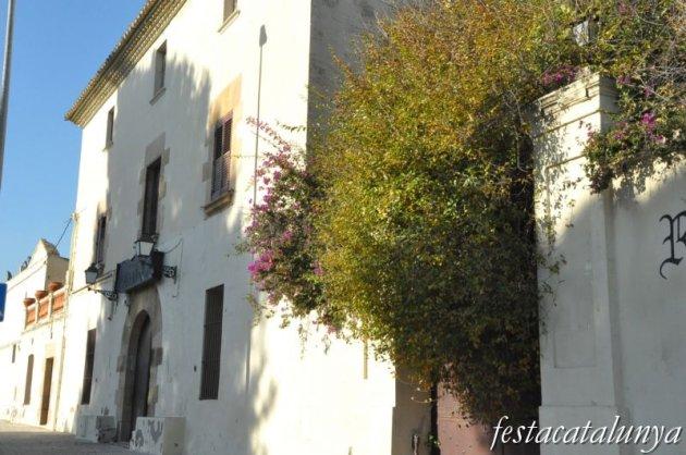 Sant Boi de Llobregat - Carretera de Sant Climent (Casa Gran dels Bori)