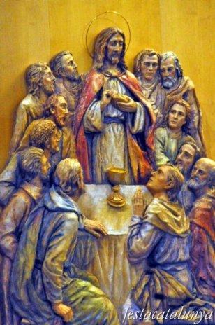Sant Boi de Llobregat - Església parroquial de Sant Baldiri