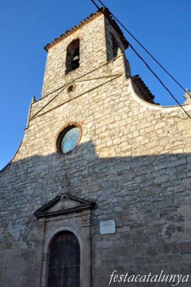 Savallà del Comtat - Església de l'Assumpta de Segura