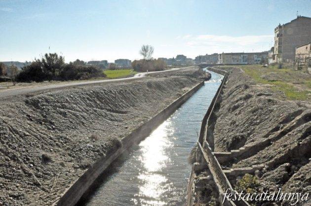 Alfarràs - Canal de Pinyana
