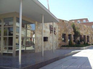 Alcarràs - Biblioteca Pública Joaquim Montoy (Foto: Ajuntament d'Alcarràs)