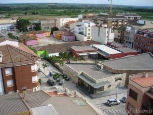 Alcarràs - Zona Municipal (Foto: Ajuntament d'Alcarràs)