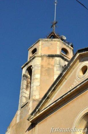Pallaresos, Els - Església parroquial de Sant Salvador