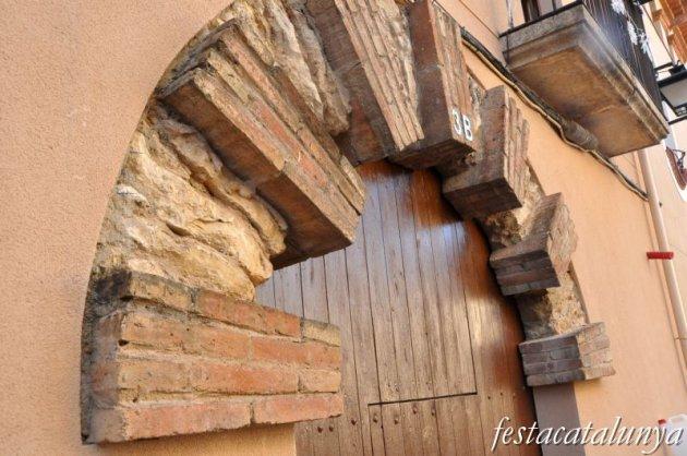 Pallaresos, Els - Nucli antic (Casa d'Emília Fortuny)