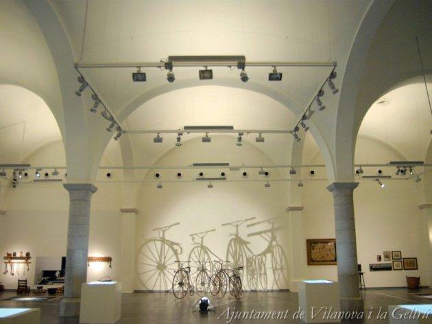 Vilanova i la Geltrú - La Sala, Centre d'Art Contemporani (Foto: Ajuntament de Vilanova i la Geltrú)