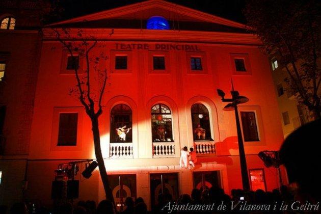Vilanova i la Geltrú - Teatre Principal (Foto: Ajuntament de Vilanova i la Geltrú)