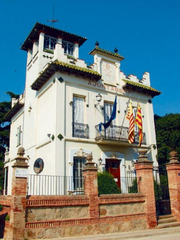 Hostalets de Pierola, Els - Ajuntament