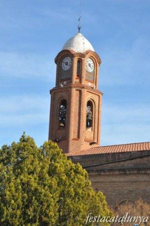 Ullastrell - Església parroquial de Santa Maria