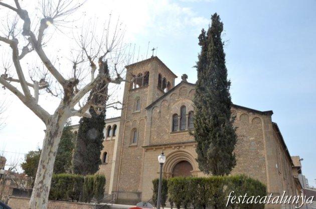 Solsona - Passeig Sant Antoni Mª Claret
