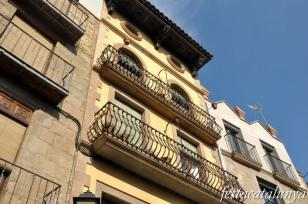 Solsona - Plaça de Sant Joan