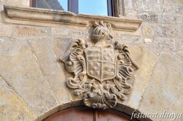 Solsona - Plaça de Sant Joan (Cal Cabanes)