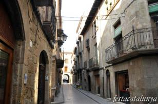 Solsona - Portal del Castell