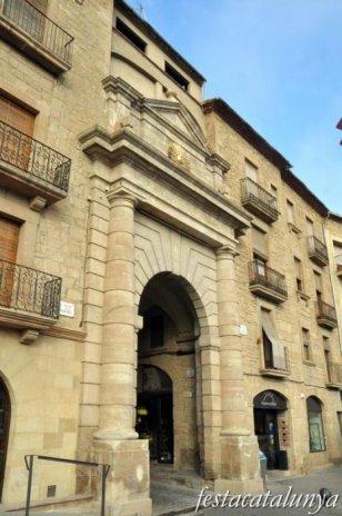 Solsona - Portal del Pont