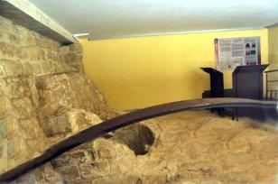 Solsona - Restes d'una casa artesana del segle XIV