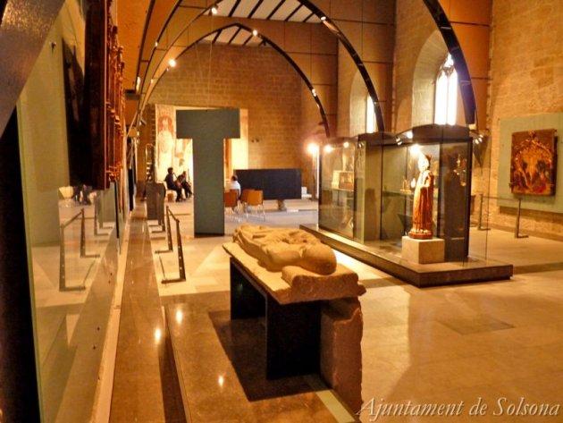 Solsona - Museu Diocesà (Foto: Ajuntament de Solsona)