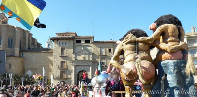Solsona - Carnaval (Foto: Ajuntament de Solsona)