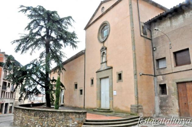 Vic - Església i Convent de Santa Teresa
