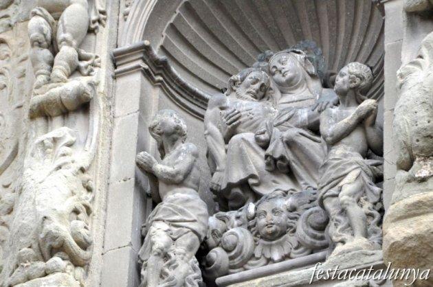 Vic - Església de la Pietat