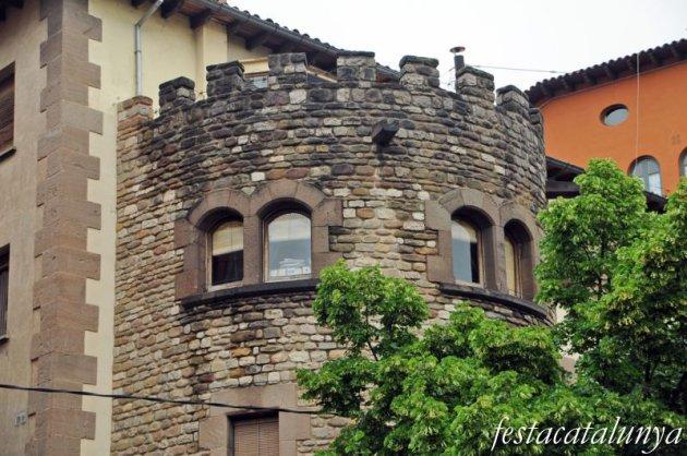 Vic - Portal de Malloles