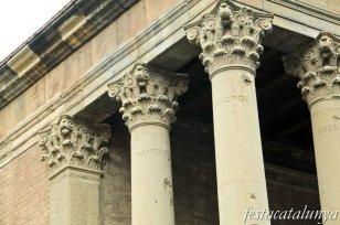 Vic - Temple Romà