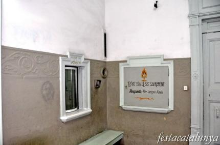 Vic - Convent de les Sagramentàries