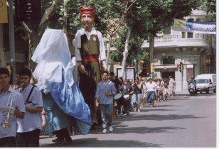 Igualada - Festes dels Carrers de Santa Caterina, Carme i Travessies
