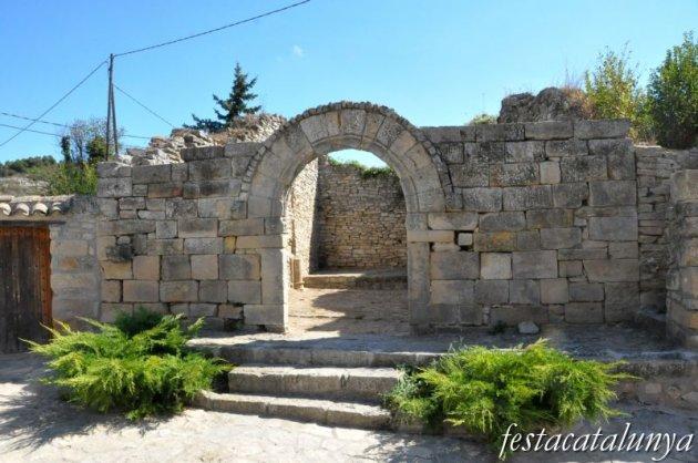 Conesa - Nucli antic (Ermita de Sant Antoni)