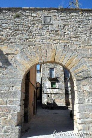 Conesa - Nucli antic (Portal de Sant Antoni)