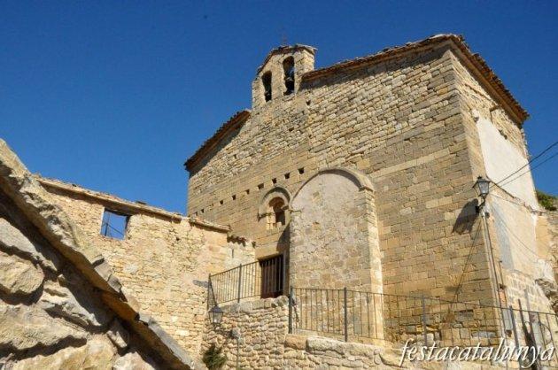 Piles, Les - Església de Santa Maria de Guialmons