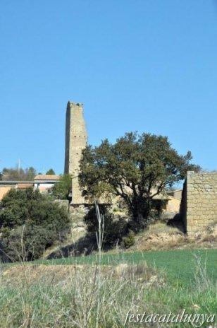 Llobera - Castell o Torre de Peracamps
