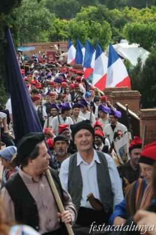 El Bruc - Festa del Timbaler, fira de la guerra del francès