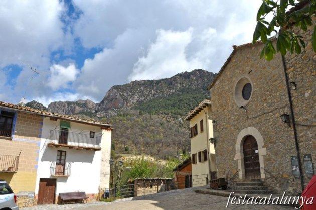 Coma i la Pedra, La - Església parroquial de Sant Quirze i Santa Julita a la Coma