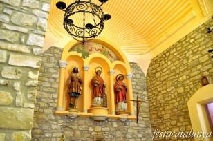 Argençola - Església parroquial de Sant Llorenç