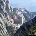 Excursió des del monestir de Montserrat a Sant Jeroni
