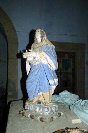 Sant Guim de Freixenet - Santa Maria del Castell de Santa Maria