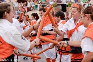 Canyelles - Festa Major (Foto: Màrius Ortiz)