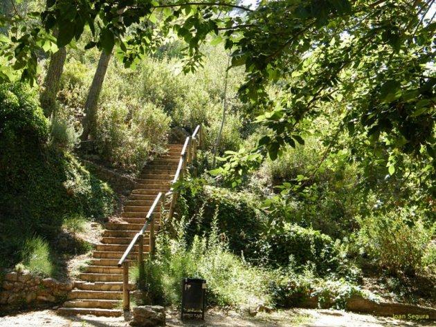 Torrelles de Foix - Font de les Dous (Foto: Joan Segura)