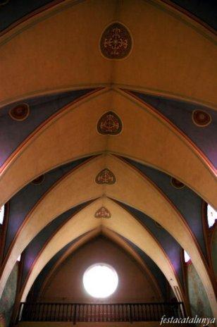 Sant Guim de Freixenet - Sagrat Cor