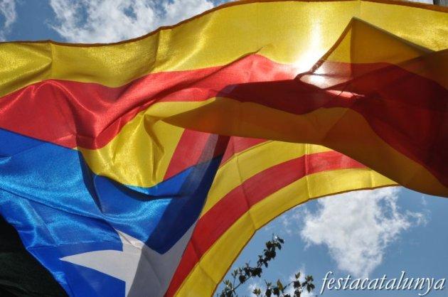 Móra la Nova - Diada Nacional de Catalunya