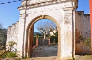 Sant Cebrià de Vallalta - Mas Solà o can Gibert (Fotografia: Ajuntament de Sant Cebrià de Vallalta)