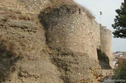 Móra d'Ebre - Castell