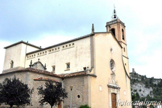 Tona - Església parroquial de Sant Andreu