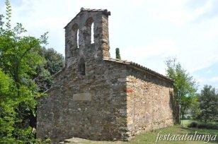 Tona - Església de Santa Maria a Mont-rodon